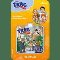 TIGERMEDIA Tigercard - TKKG Junior - Dino-Diebe Tigercard, Mehrfarbig