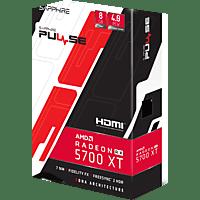 SAPPHIRE Radeon Pulse RX 5700 XT 8GB (11293-01-20G) (AMD, Grafikkarte)