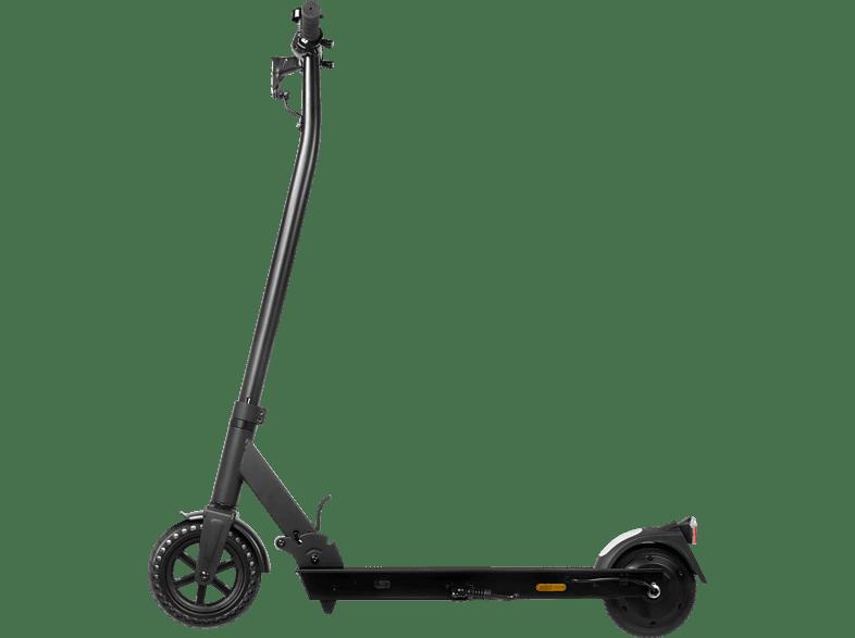 CITY BLITZ CB050SZ URBAN E-Scooter (8 Zoll, Schwarz)