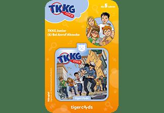 TIGERMEDIA Tigercard - TKKG Junior - Bei Anruf Abzocke Tigercard, Mehrfarbig