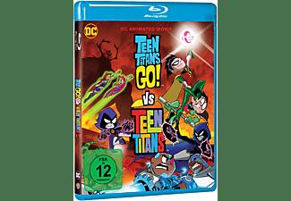 Teen Titans Go! vs. Teen Titans Blu-ray