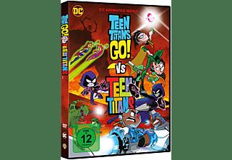 Teen Titans Go! vs. Teen Titans DVD