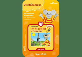 TIGERMEDIA Tigercard - Die Reisemaus in Frankreich Tigercard, Mehrfarbig