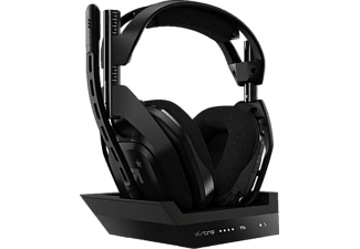 ASTRO GAMING A50 Gaming Headset USB schnurlos Over Ear Schwarz For PC, Mac, PS4 (939-001676)