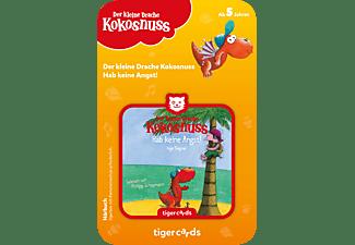 TIGERMEDIA Tigercard - Der kleine Drache Kokosnuss - Hab keine Angst! Tigercard, Mehrfarbig