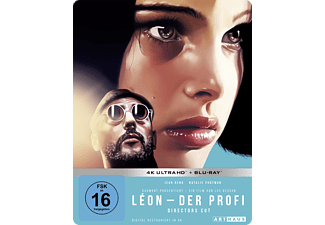 Leon-Der Profi/Ltd.25th Anniv.Steelbook Edt. - (4K Ultra HD Blu-ray)