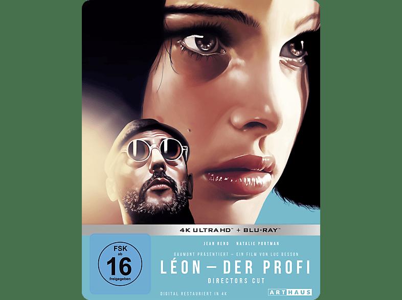 Leon-Der Profi/Ltd.25th Anniv.Steelbook Edt. [4K Ultra HD Blu-ray]