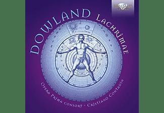 Ensemble Opera Prima - Dowland:Lachrimae  - (CD)