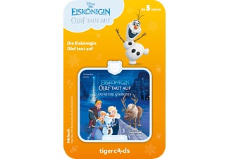 TIGERMEDIA Tigercard - Die Eiskönigin - Olaf taut auf Tigercard, Mehrfarbig