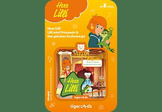 TIGERMEDIA Tigercard - Hexe Lilli - wird Prinzessin & Das geheime Kuchenrezept Tigercard, Mehrfarbig