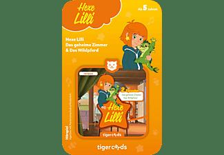 TIGERMEDIA Tigercard - Hexe Lilli - Das geheime Zimmer & Das Wildpferd Tigercard, Mehrfarbig