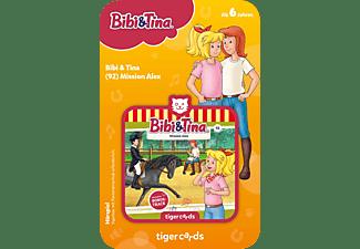 TIGERMEDIA Tigercard - Bibi & Tina - Mission Alex  Tigercard, Mehrfarbig