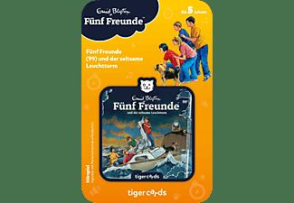 TIGERMEDIA Tigercard - Fünf Freunde - und der seltsame Leuchtturm Tigercard, Mehrfarbig