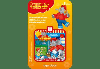 TIGERMEDIA Tigercard - Benjamin Blümchen - Nachts in der Erfinderwerkstatt Tigercard, Mehrfarbig