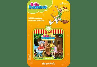 TIGERMEDIA Tigercard - Bibi Blocksberg - zieht aus Tigercard, Mehrfarbig