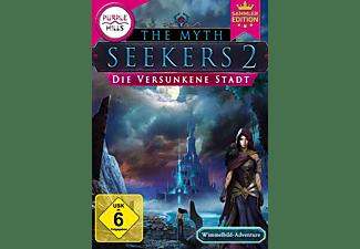 The Myth Seekers 2: Die versunkene Stadt - Sammleredition - [PC]