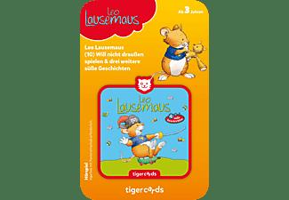 TIGERMEDIA Tigercard - Leo Lausemaus - Will nicht draußen spielen und 3 weitere süße Geschichten Tigercard, Mehrfarbig