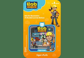 TIGERMEDIA Tigercard - Bob der Baumeister - Buddel der Elefant Tigercard, Mehrfarbig