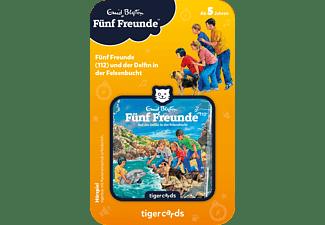 TIGERMEDIA Tigercard - Fünf Freunde - und der Delfin in der Felsenbucht Tigercard, Mehrfarbig