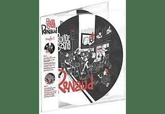 Renaud - Rouge Sang (Picture Vinyls)  - (Vinyl)
