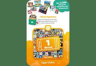 TIGERMEDIA Tigerticket - 1 Monat Tigerticket