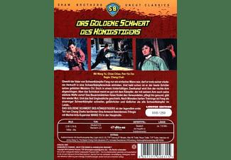 Das goldene Schwert des Königstigers - Limited Edition Blu-ray