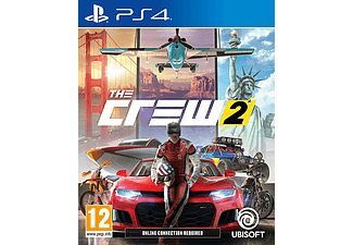 PS4 - The Crew 2 /D