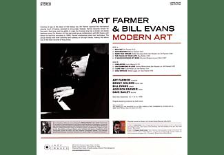 Bill Evans, Art Farmer - Modern Art  - (Vinyl)