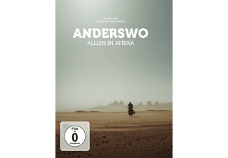 Anderswo. Allein in Afrika DVD