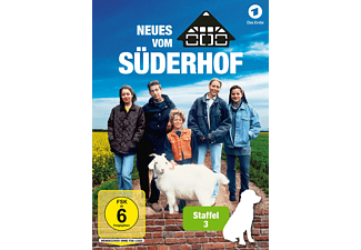 Neues vom Süderhof - Staffel 3 DVD