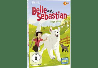 Belle und Sebastian - Staffel 1 (Folge 27-52) DVD