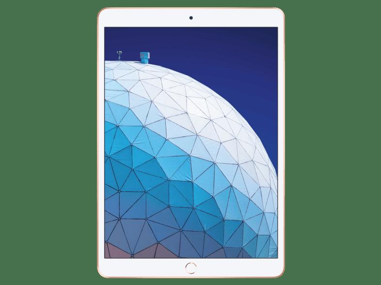 Apple Ipad Air 2019 Wifi 4g 64gb Goud Kopen Mediamarkt