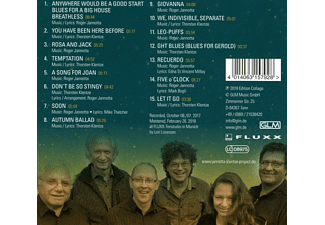 Jannotta-klentze-project - Jannotta-Klentze-Project  - (CD)