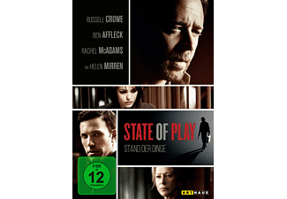 State of Play-Stand der Dinge DVD