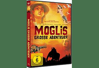 Moglis große Abenteuer (Dschungelbuch - Mowglis erstes Abenteuer) DVD