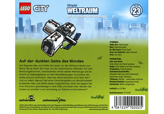 VARIOUS - 023 - WELTRAUM LEGO CITY  - (CD)
