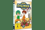 Digimon Adventure - Volume 3: Episode 37-54 [DVD]