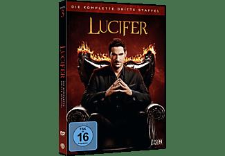 Lucifer - Die komplette 3. Staffel DVD