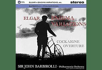 John Babirolli - Enigma Variationen/Cockaigne-Overt.  - (Vinyl)