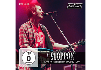 STOPPOK - Live At Rockpalast 1990 & 1997 (2CD,DVD)  - (CD + DVD Video)