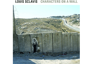 Louis Sclavis - Characters On A Wall  - (Vinyl)