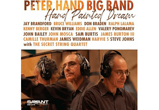 Peter Hand Big Band - Hand Painted Dream  - (CD)
