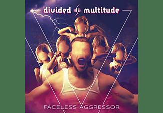 Divided Multitude - Faceless Aggressor  - (CD)