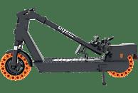 CITY BLITZ CB079SZ E-SCOOTER FLASH E-Scooter (10 Zoll, Schwarz/Orange)