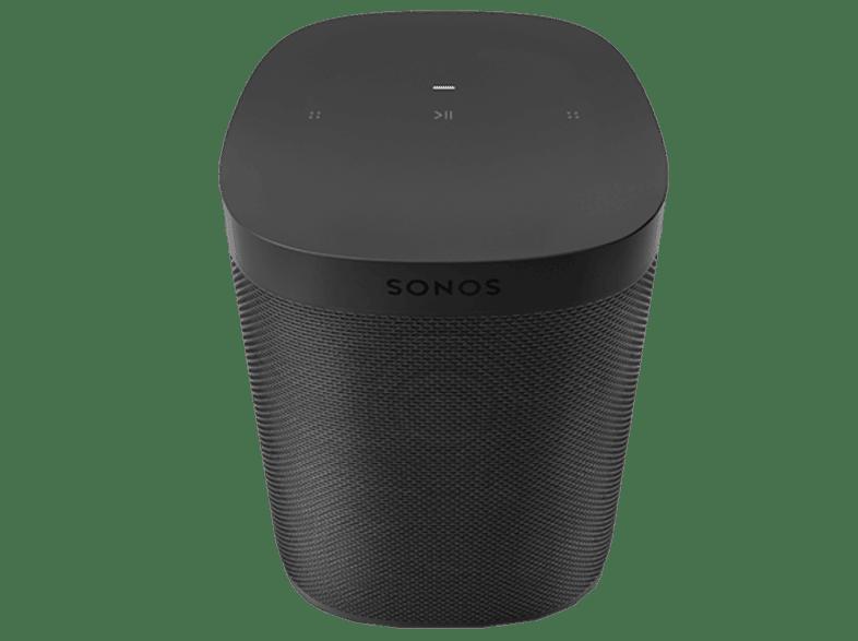 Sonos One zwart naar fabrieksinstellingen