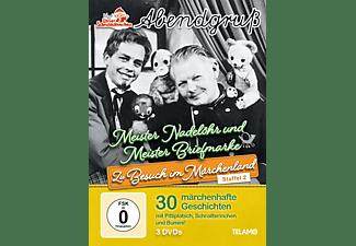 Zu Besuch im Märchenland-Staffel 2 DVD