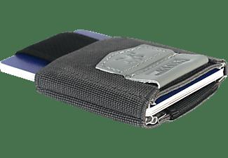 MAKAKAONTHERUN PT-Gray Slim Wallet Grau