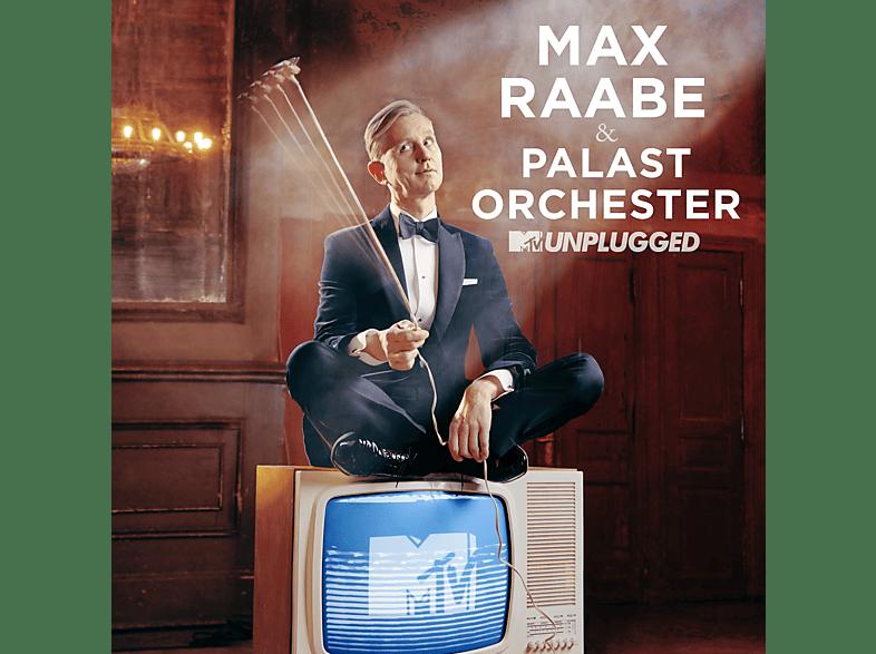 Max Raabe, Palast Orchester - Max Raabe-MTV Unplugged [CD]