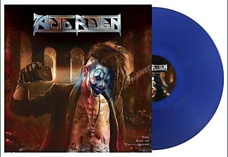 Acid Reign - The Age Of Entitlement (Lim.Blue Vinyl)  - (Vinyl)