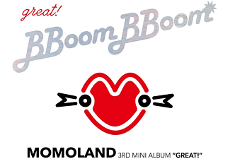 Momoland - GREAT! (KEIN RR)  - (CD)